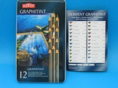 Laurence Mathews Derwent Graphitint Tin of 12