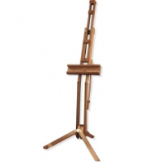 Laurence Mathews Tilting radial easel