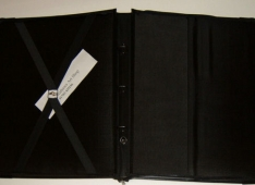 Laurence Mathews A3 Professional Executive Ringbinder Portfolio