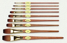 Laurence Mathews Pro Arte Brush Series 008