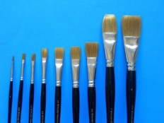 Laurence Mathews Pro Arte Brush