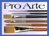 Laurence Mathews Proarte Brushes