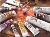 Laurence Mathews Artists Oil Colours & Sets
